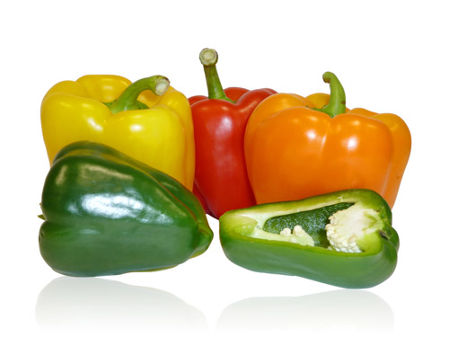 Capsicums (All Colours)